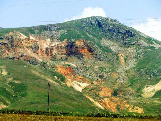 Ամուլսար լեռը