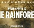 Խոսում է բնությունը – Ես անտառն եմ (Քեվին Սփեյսի) | Տեսանյութ