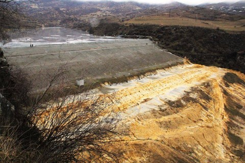 Հանքարդյունաբերության բնապահպանական և առողջապահական հետևանքները Ախթալա քաղաքում