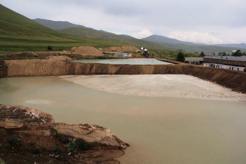 Հարցում Հրազդան քաղաքում գործող ոսկու հանքաքարի վերամշակման ֆաբրիկայի և պոչամբարի մասին