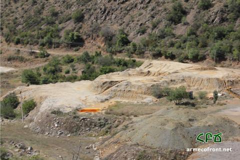 Հանքարդյունահանումն ու Մեղրի գետի ավազանի ճակատագիրը