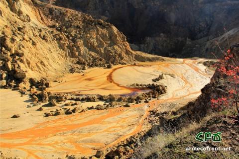 ՀՀ կառավարության «պատասխանը» լքված հանքերից գետերի մեջ լցվող թունավոր ջրերը մաքրելու առաջարկին