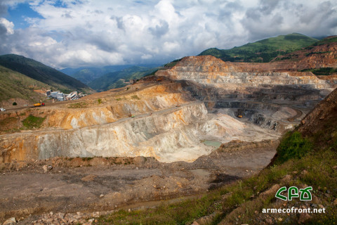 Kajaran Mine Operating Company Violated Laws of Armenia for Several Years