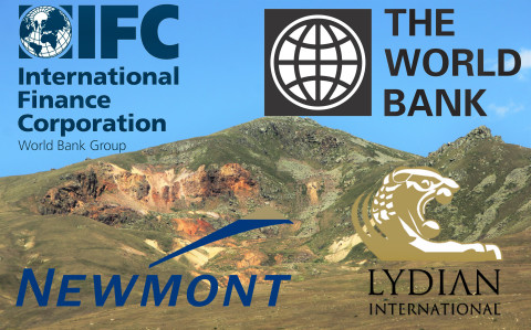 IFC's groundless trust towards offshore Lydian International company