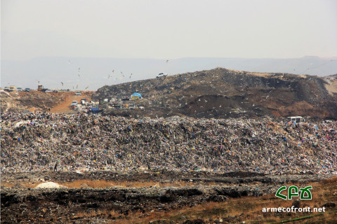 New landfill in Nubarashen instead of a forest or government's master class on how to waste money։ video