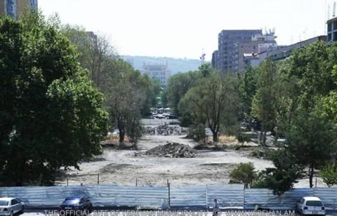 Երևանի հանրային այգիները հանրության ուշադրության կարիքն ունեն
