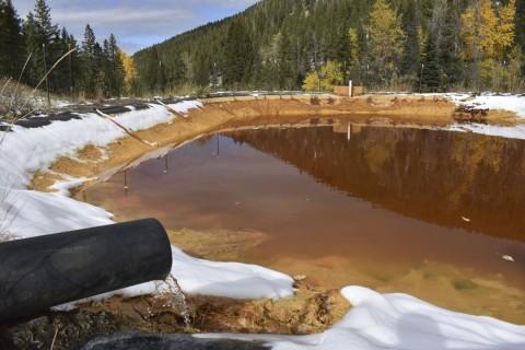 Աղտոտված ջրերը բացահայտում են ԱՄՆ-ի հանքարդյունաբերության երկարատև ժառանգությունը