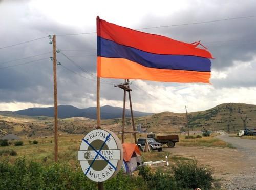 2019թ․ օգոստոսի 24, երթ Ամուլսարի հանքի դեմ, Երևան | աղբյուրը՝ News AM / YouTube